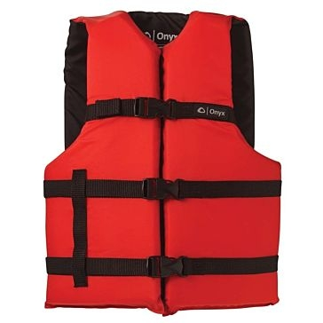 Onyx Adult Universal General Purpose Life Jacket