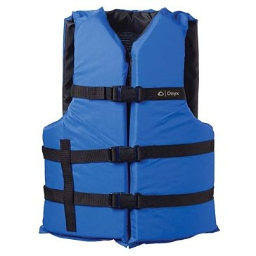 Onyx Oversize Adult General Purpose Life Jacket