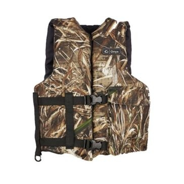 Full Throttle Camo Sport Life Vest 116000-81200415