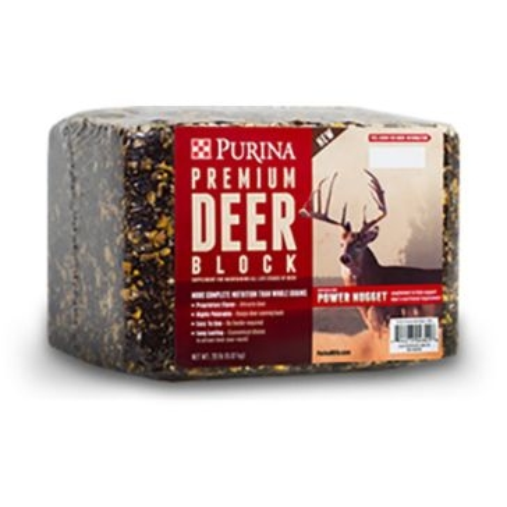 Purina Premium Deer Block 20lb