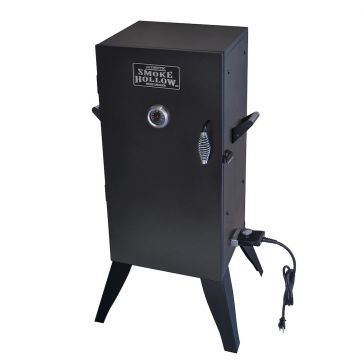 "30"" Analog Electric Smoker"