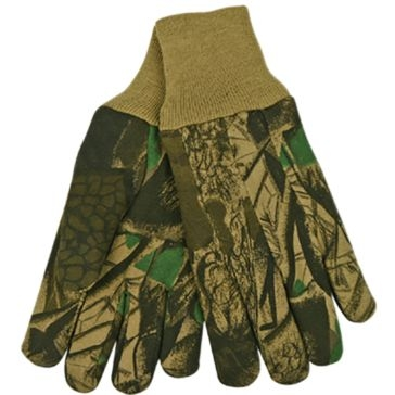 Kinco Camo Jersey Gloves