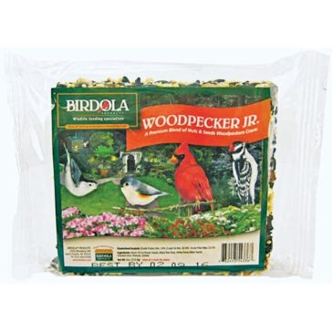 Birdola 6.8oz Woodpecker Junior Cake 54336