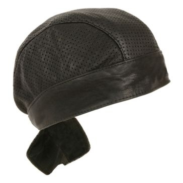 Milwaukee Leather Perforated Skull Cap Unisex