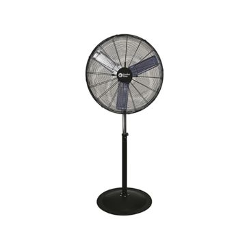 "Comfort Zone High Velocity 30"" Pedestal Fan CZHVP30"
