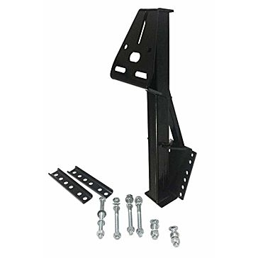 Heavy Duty Spare Tire Carrier TTF-08HD