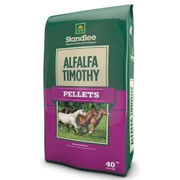 Standlee 40 lb. Timothy Grass Pellets 1275-30111-0-0