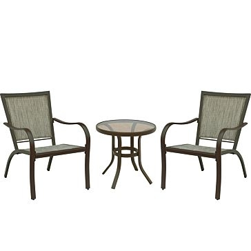 Sling Bistro 3-Piece Patio Set