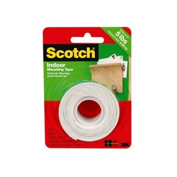"Scotch Mounting Tape 1 x 50"" 316"