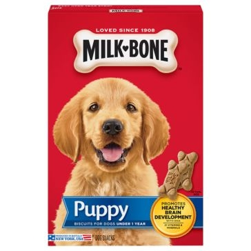 Milk-Bone Original Dog Biscuits - Puppy 16oz