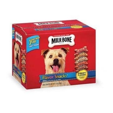 Milk-Bone Small/Medium Dog Flavor Snacks - 7lb