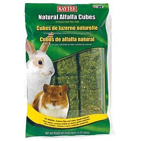 Kaytee 15 oz. Alfalfa Cubes 100032087