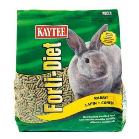 Kaytee Forti-Diet Rabbit Food 5lb