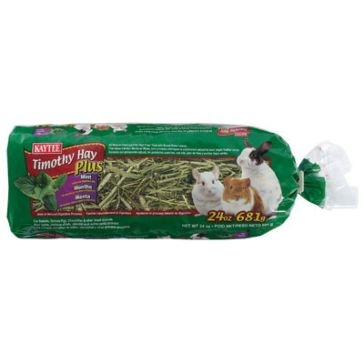Kaytee 24 oz. Timothy Hay Plus Mint