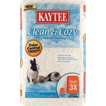 Kaytee Clean & Cozy Bedding