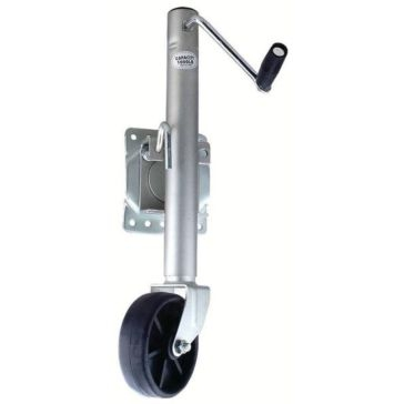 Nati Side-Wind Trailer Jack 1000lb 3927803