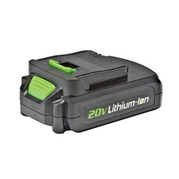 Genesis 20V Lithium-Ion Replacement Battery GLAB20A