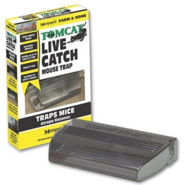Tomcat Live Catch Trap Box 33511