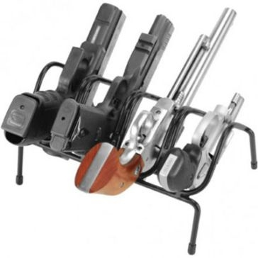 Lockdown Handgun Rack - 4 Gun