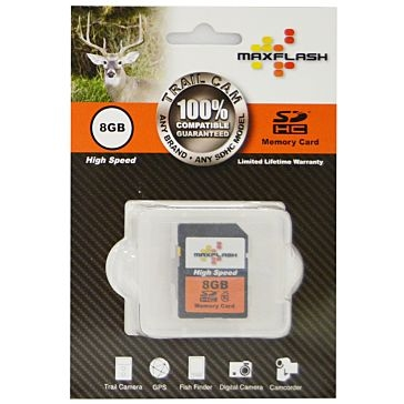 Maxflash 8GB SD Memory Card