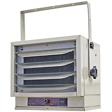 Comfort Zone Industrial Fan-Forced Ceiling Mount Utility Heater 240V 21A