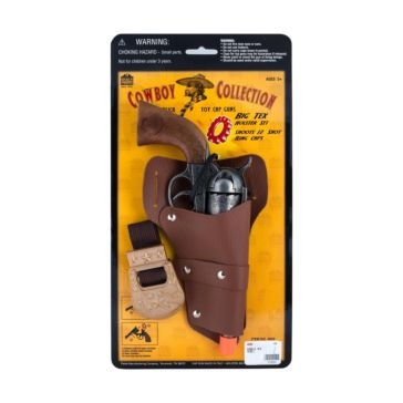 Parris Mfg. Co. Big Tex Holster Set