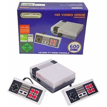 CoolBaby HD NES Console w/600 Games