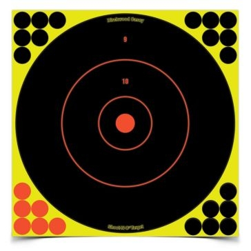 Birchwood Casey SHOOT-N-C Sight-In Target 12in Round 34012