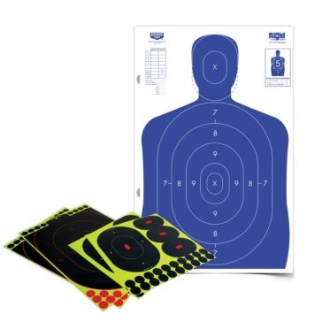 Birchwood Casey Shoot-N-C 12x18in Sihlouette Kit 34602