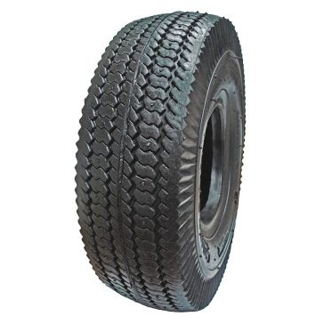 Sutong Wheelbarrow Hi-Run 4 Ply Sawtooth Tire 4.10/3.50-6 CT1012