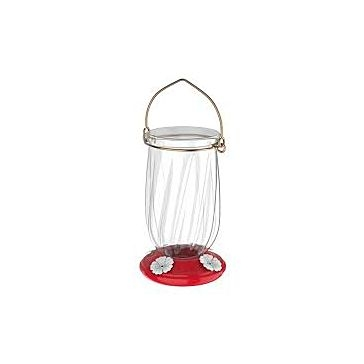 Tulip Hummingbird Feeder 22 OZ