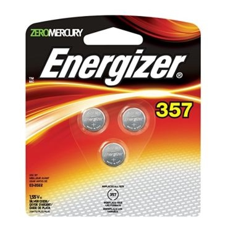 Energizer 357 Batteries 3PK