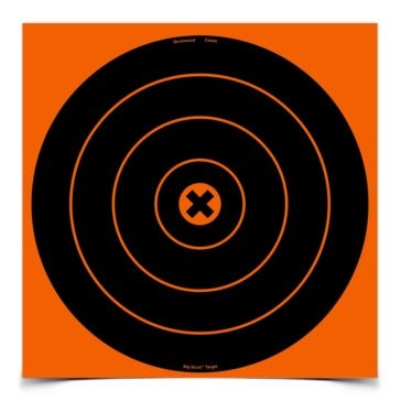 Birchwood Casey Big Burst 12in Bullseye Target 36123