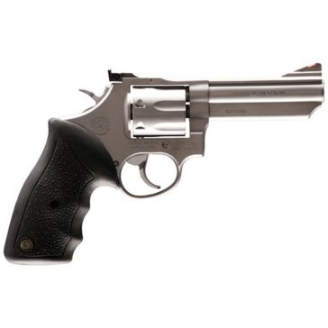 "Taurus 66SS4 .357 Mag 4"" Matte Stainless Steel Handgun"