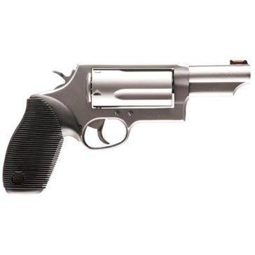 "Taurus Judge 4510TKR-3MAG .45/.410 3"" Stainless Handgun"
