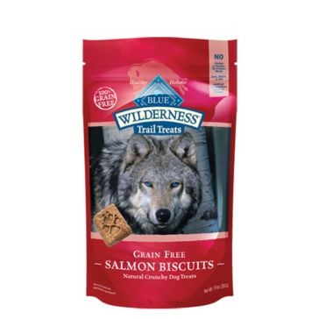 BLUE Wilderness Salmon Dog Biscuits 3oz
