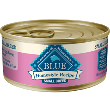 Blue Buffalo Homestyle Recipe Small Breed Chicken Canned Dog Food