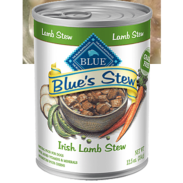 BBF Lamb Stew Dog Food