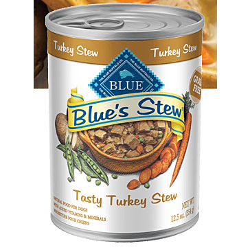 BBF Tasty Turkey Stew