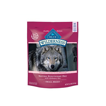 Blue Buffalo Small Breed Wilderness Chicken Adult Dry Dog Food, 11 lbs