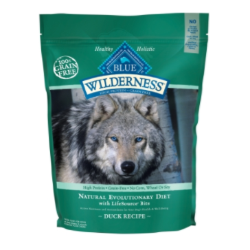 Blue Buffalo Wilderness Duck with Sweet Potatoes Adult Dry Dog Food