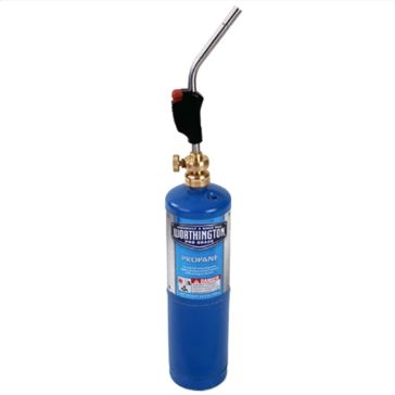 Mag-Torch Traditional Self-Light Torch Kit with Brass Valve