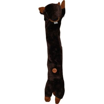 Outback Jack Plush Dog Toy Aussie Floppie Beaver