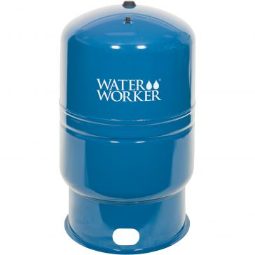 Water Worker 14-Gal Vertical Precharged Jet Pump Well Tank HT-14B