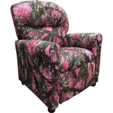Magnolia Child S Pink Camo Recliner