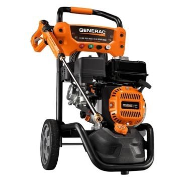 Generac 3100 PSI Power Washer 3.2GPM