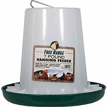 Harris Farms 7lb Hanging Poultry Feeder 4226