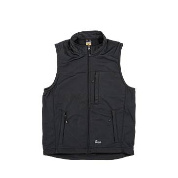 Berne Mens Wildhorn Softshell Vest VS200