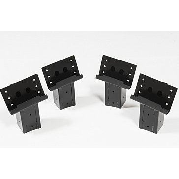 Shadow Hunter 4x4 Angled Elevator Brackets 4-Pack