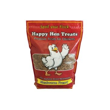 Happy Hen Mealworm Frenzy Chicken Treats 30oz